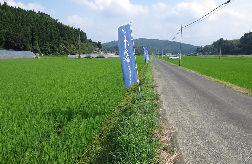 花の香酒造(熊本県玉名郡)