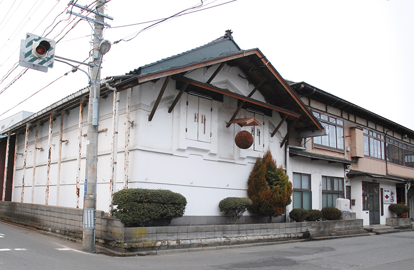 新政酒造(秋田県秋田市)