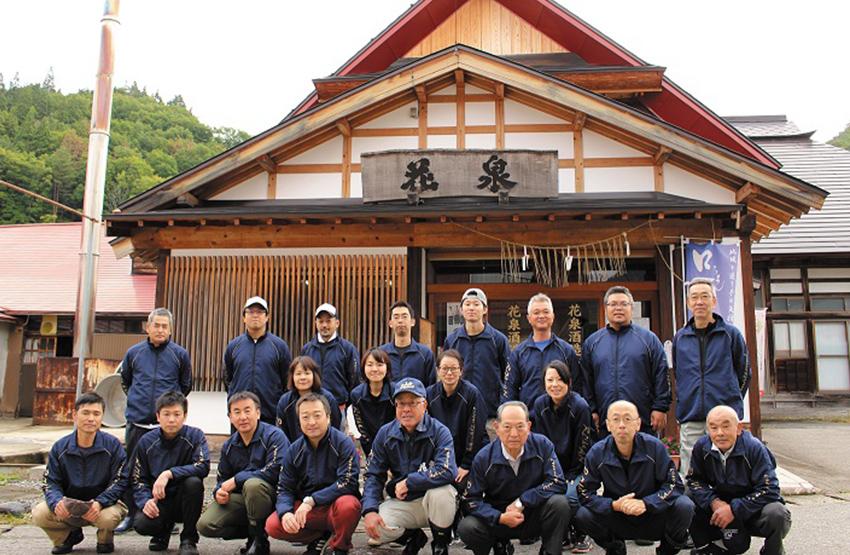 花泉酒造(福島県南会津郡)