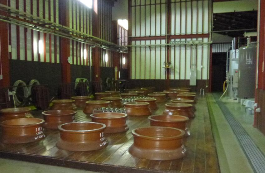 祁答院蒸留所(鹿児島県)