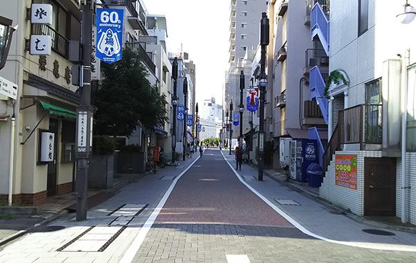 旧東海道を歩く